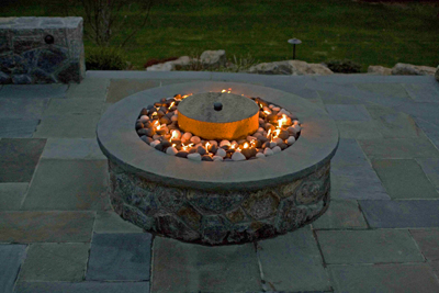 Exotic Flames 3 - Fireplace Pictures, Fire Pit Pictures, FireGlass, Fire Glass