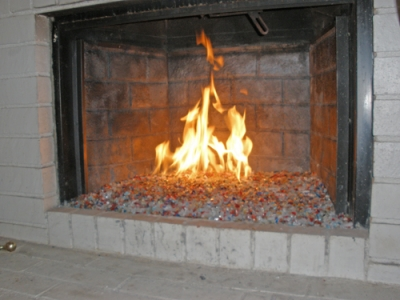 Amazingglassflames how not to do it fireplace glass fire crap fireplace glass 5 solutioingenieria Gallery